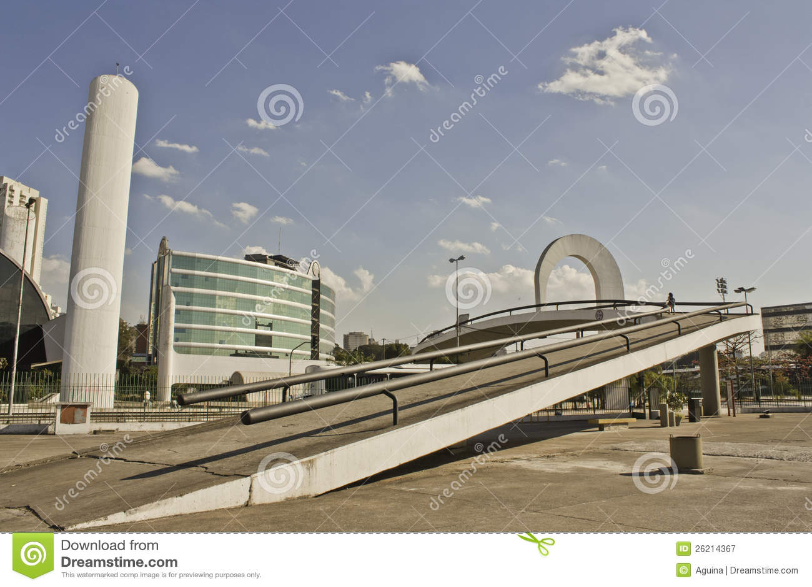 Monumento de América latina