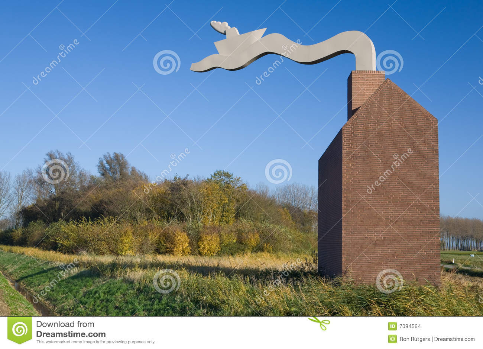 Monumento de Flevoland