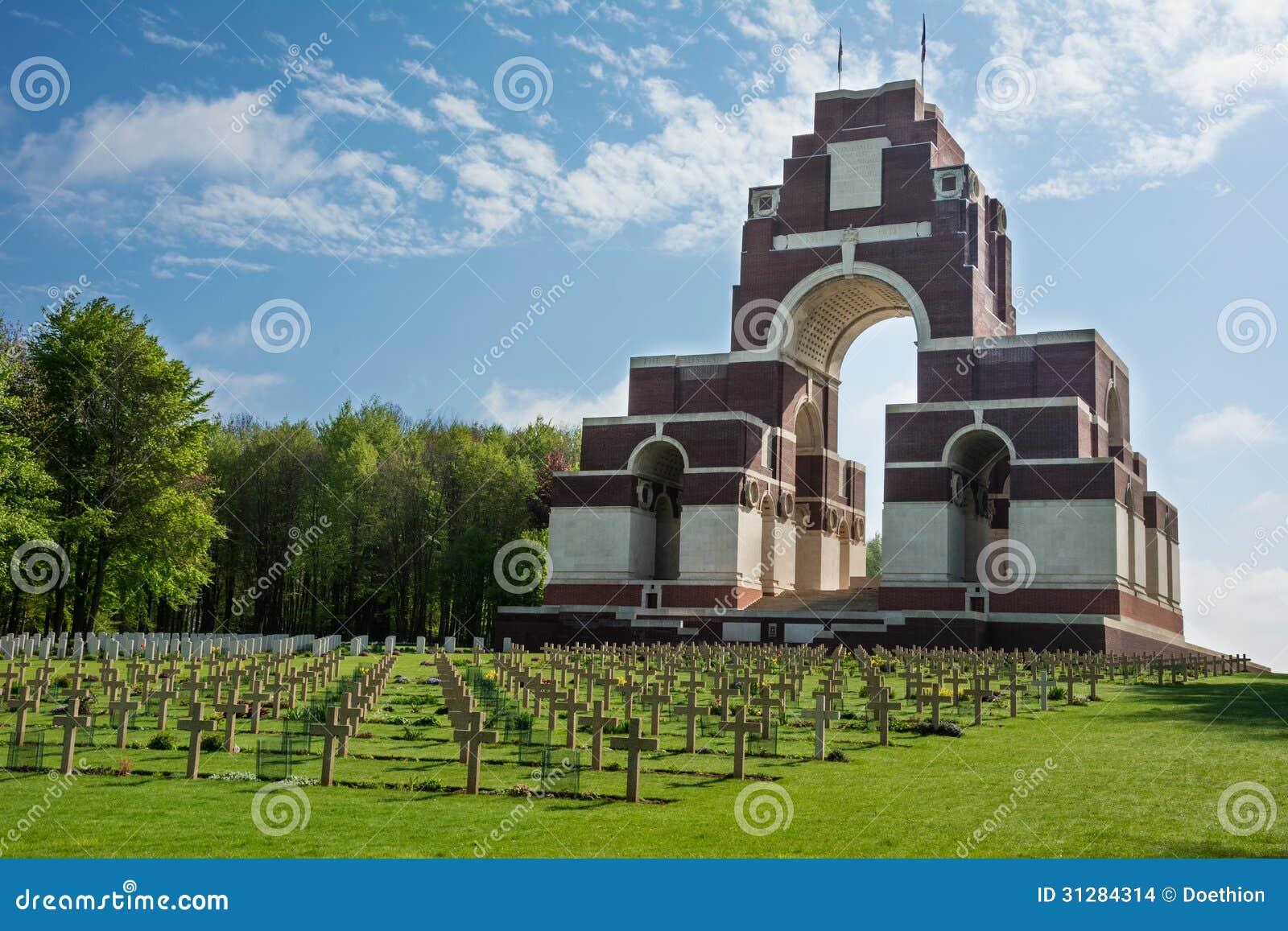 Monumento de guerra de Thiepval
