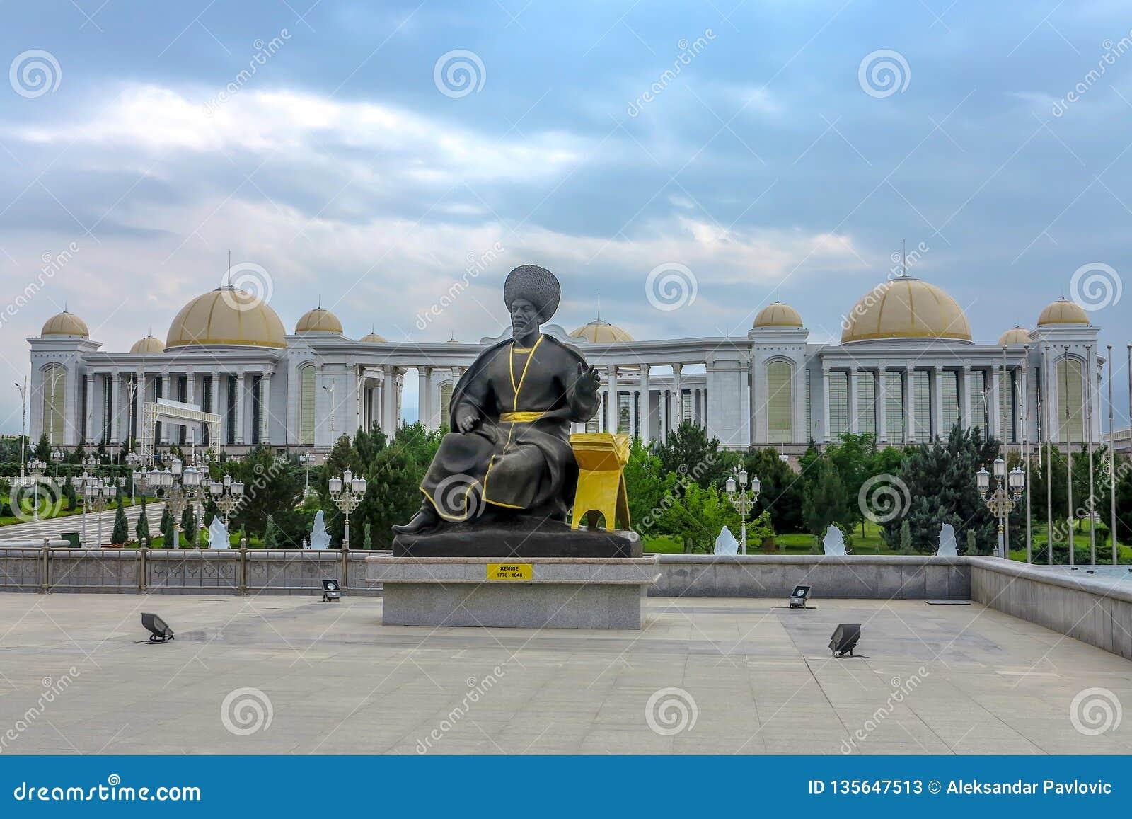 Monumento 09 de la independencia de Asjabad