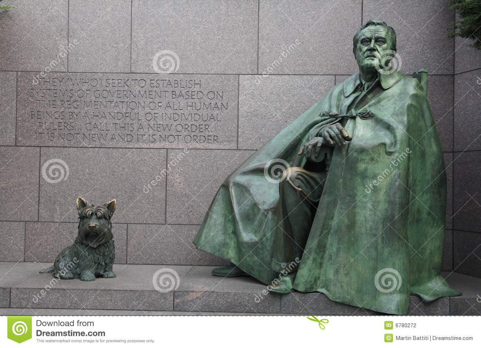 Monumento de Roosevelt