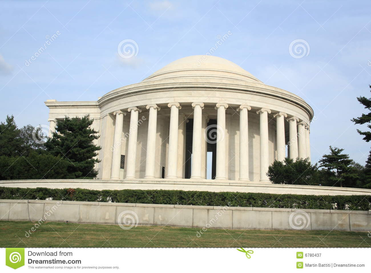 Monumento de Thomas Jefferson
