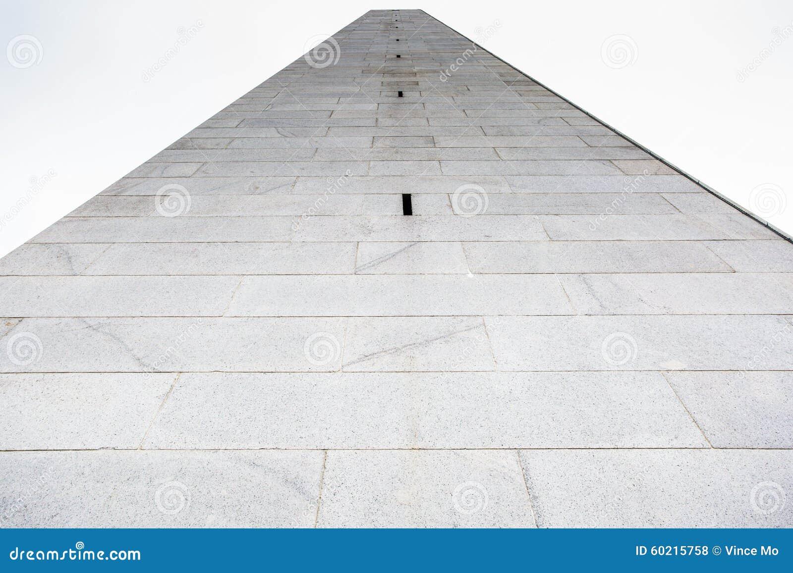 Monumento della collina di bunker a Boston