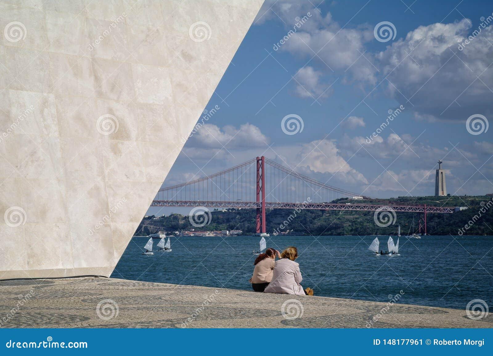 Monumento en Lisboa