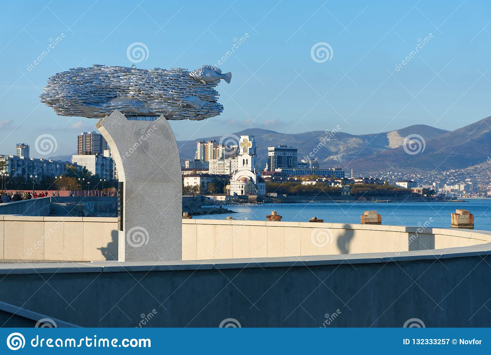 Monumento Hamsa