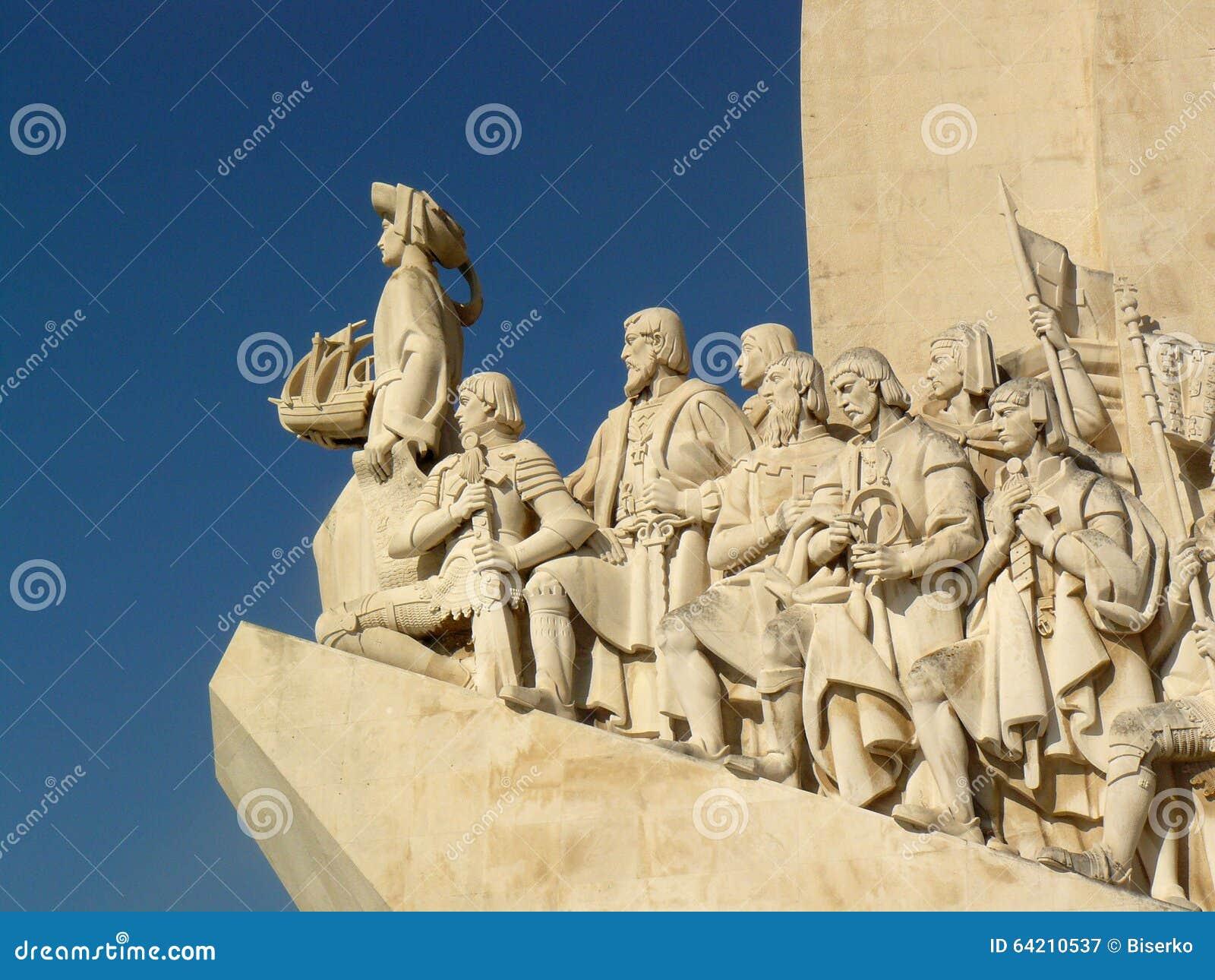 Monumento a los descubrimientos portugueses
