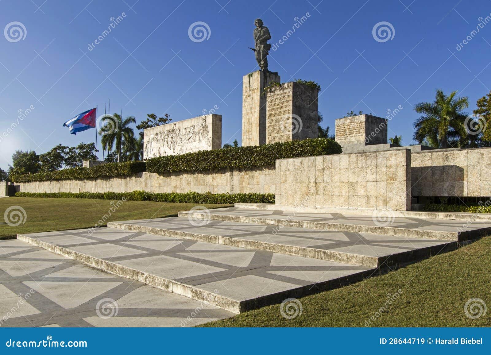 Monumento Pamiątkowy Che Guevara, Kuba