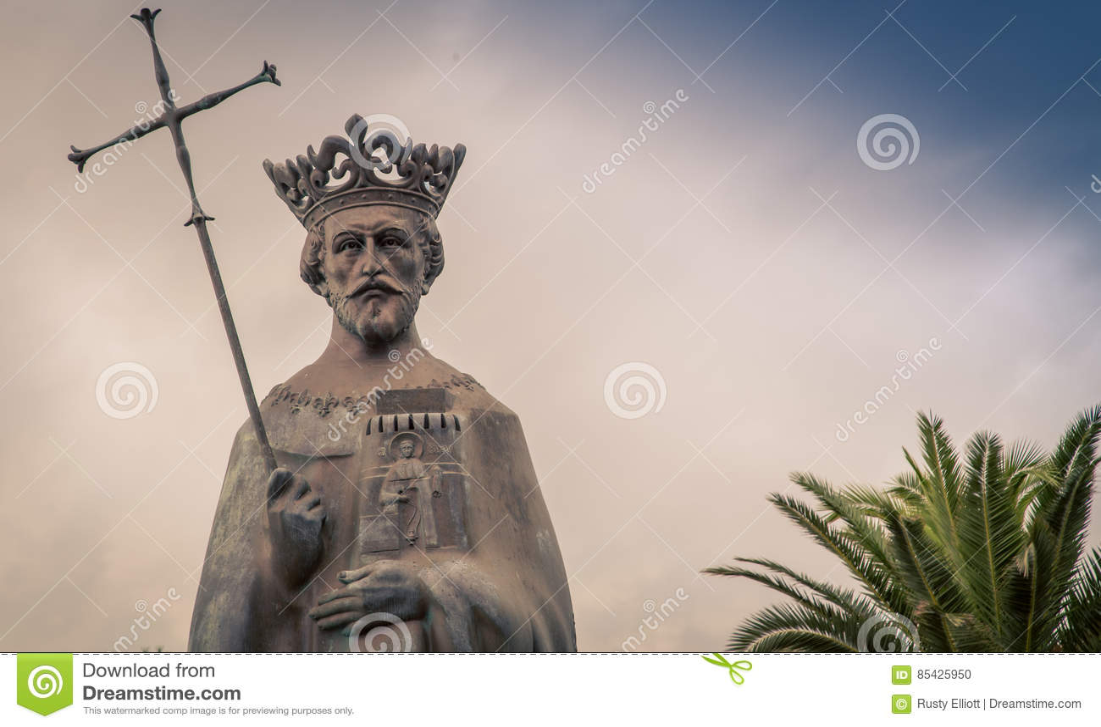 Monumento a rey Tvrtko
