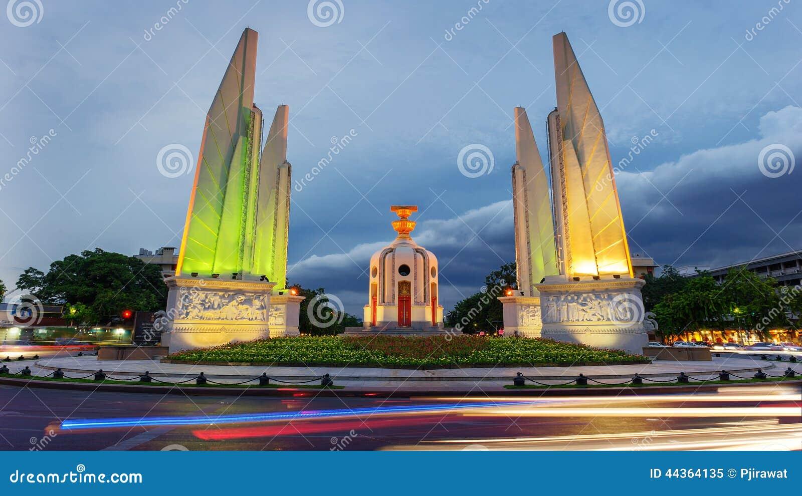Monumento Tailandia di democrazia