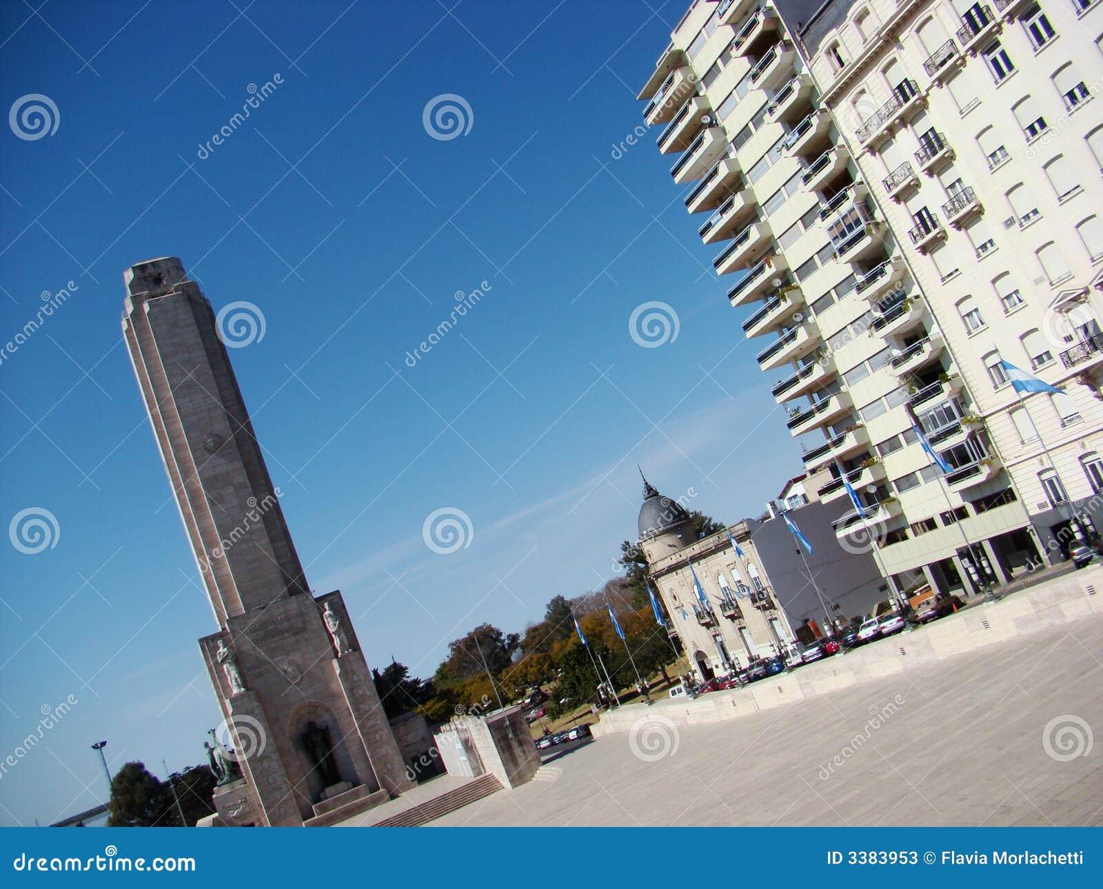 Monumento un la Bandera #1