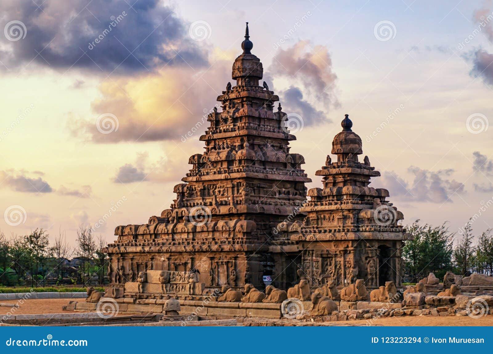 Monuments de Mahabalipuram
