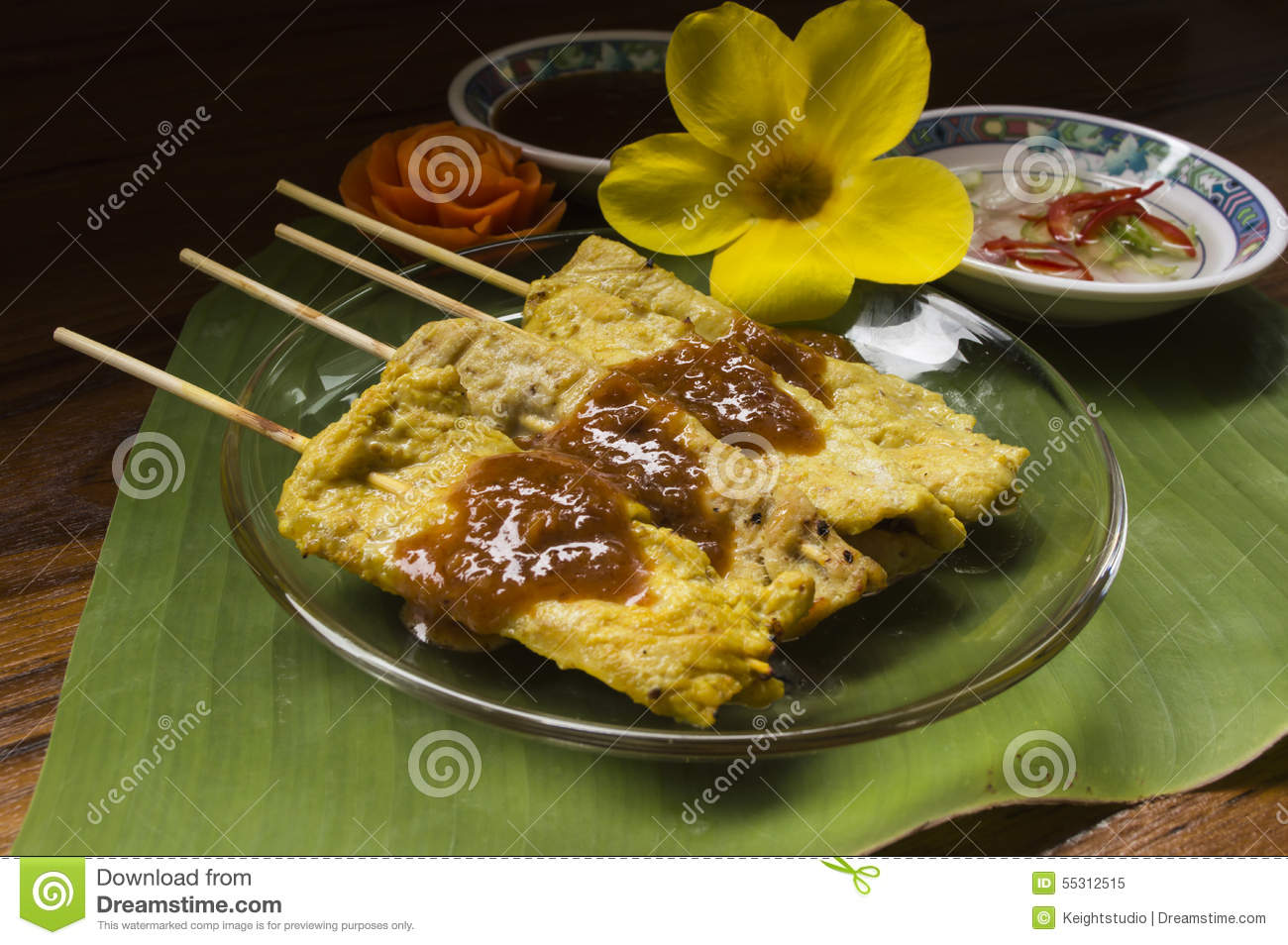 a description of malasyan food satay (once you start getting excited about malaysian food,  here are 25 malaysian dishes you should know—laksa and rendang are only the  i have to mention satay.