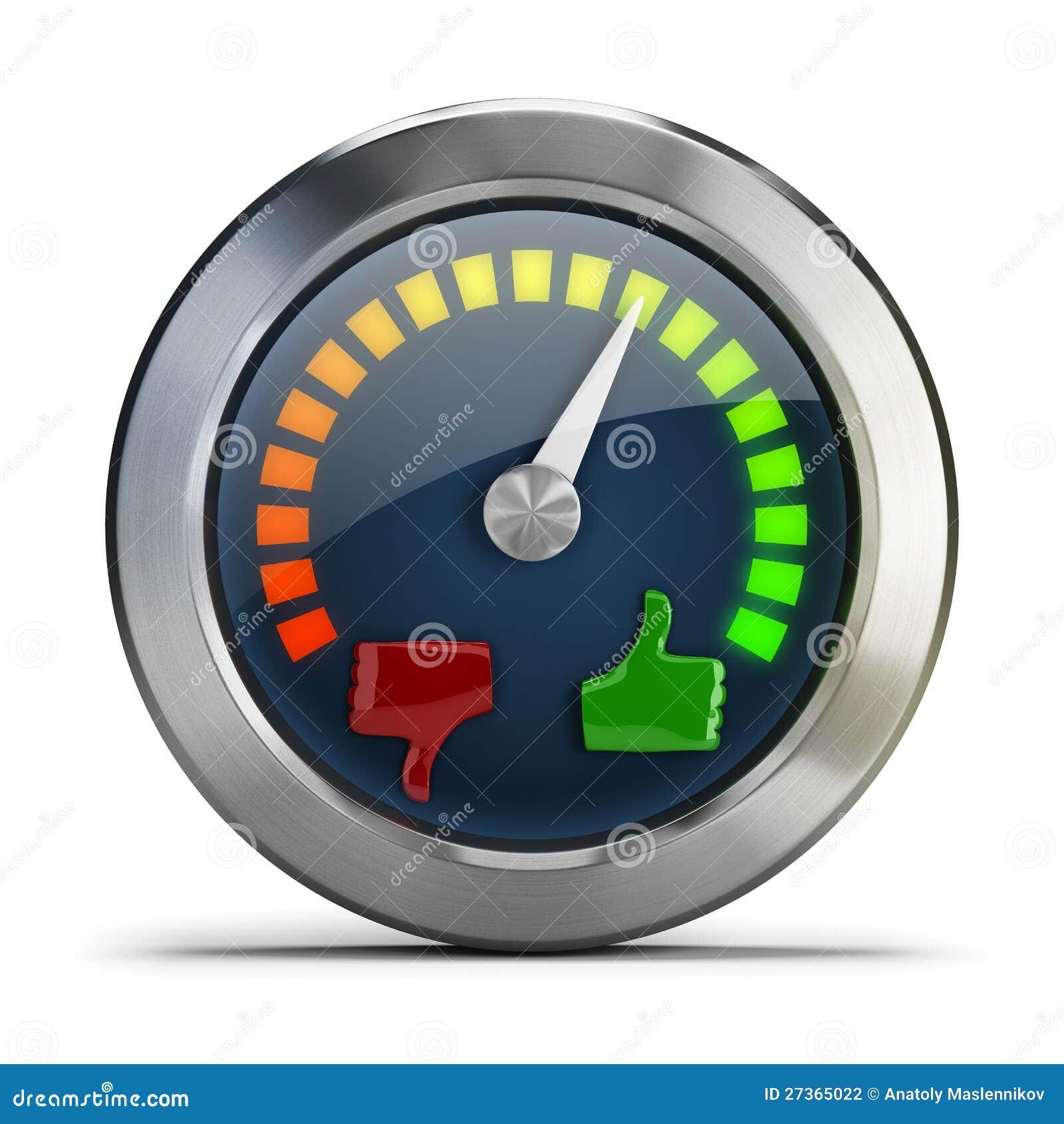 Mood meter stock illustration. Illustration of green ...