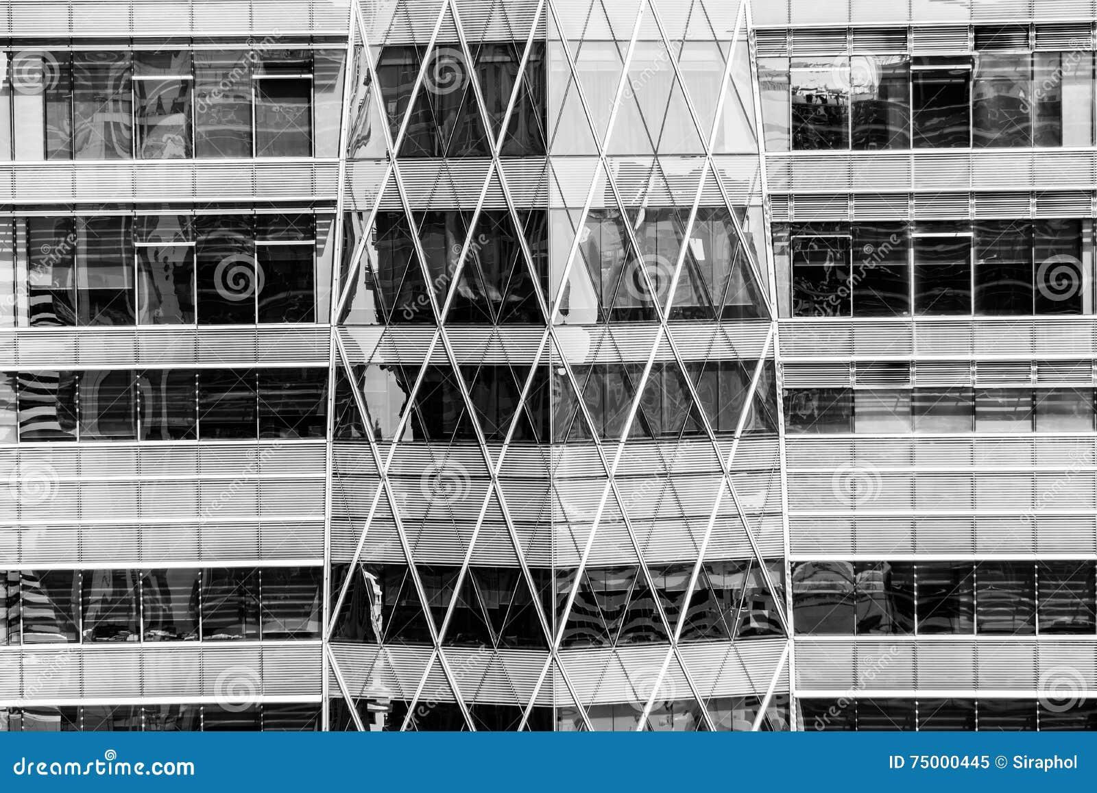 Mooi architectuurvenster de bouwpatroon
