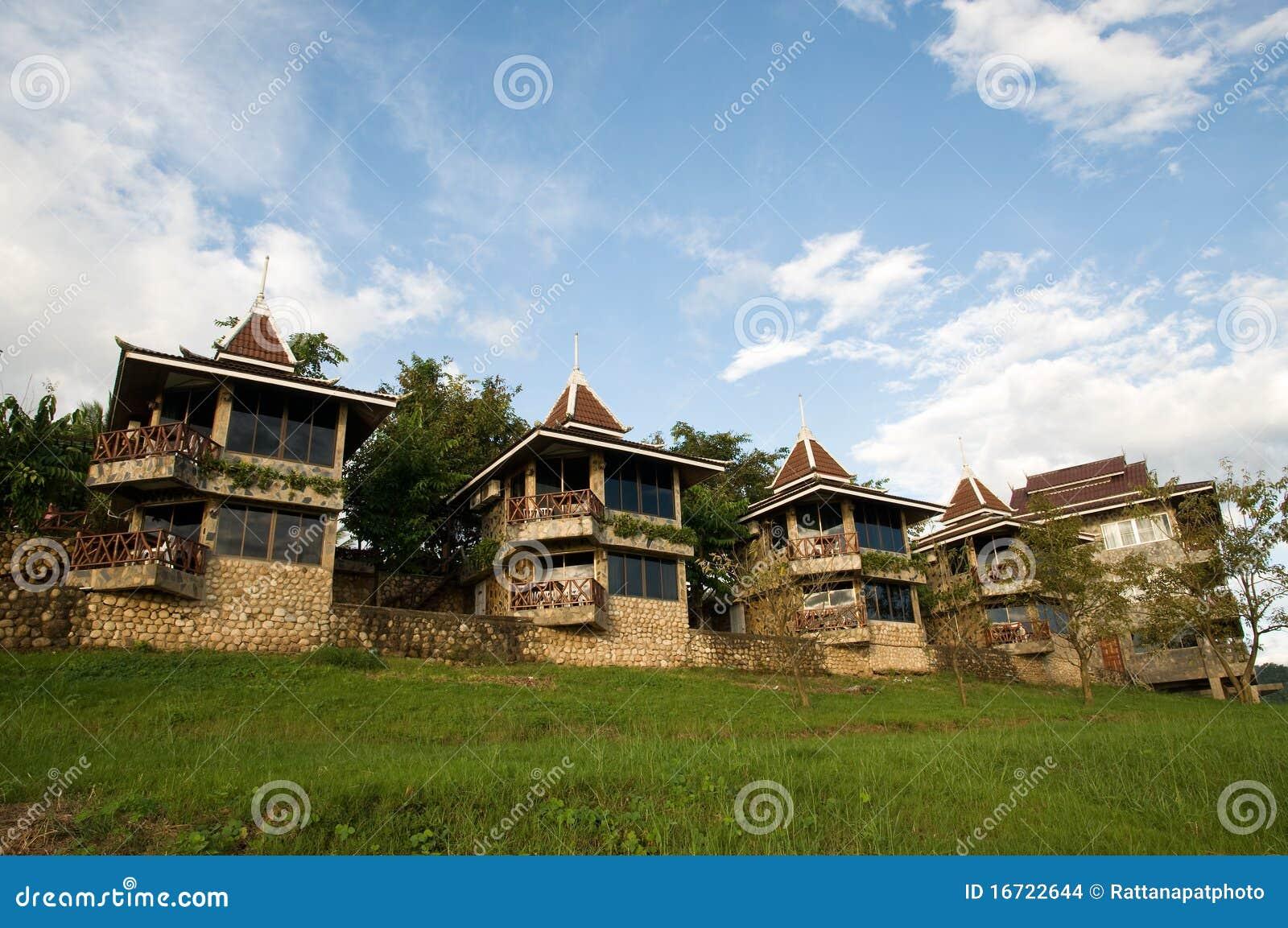 Mooi huis stock afbeeldingen afbeelding 16722644 - Mooi huis ...