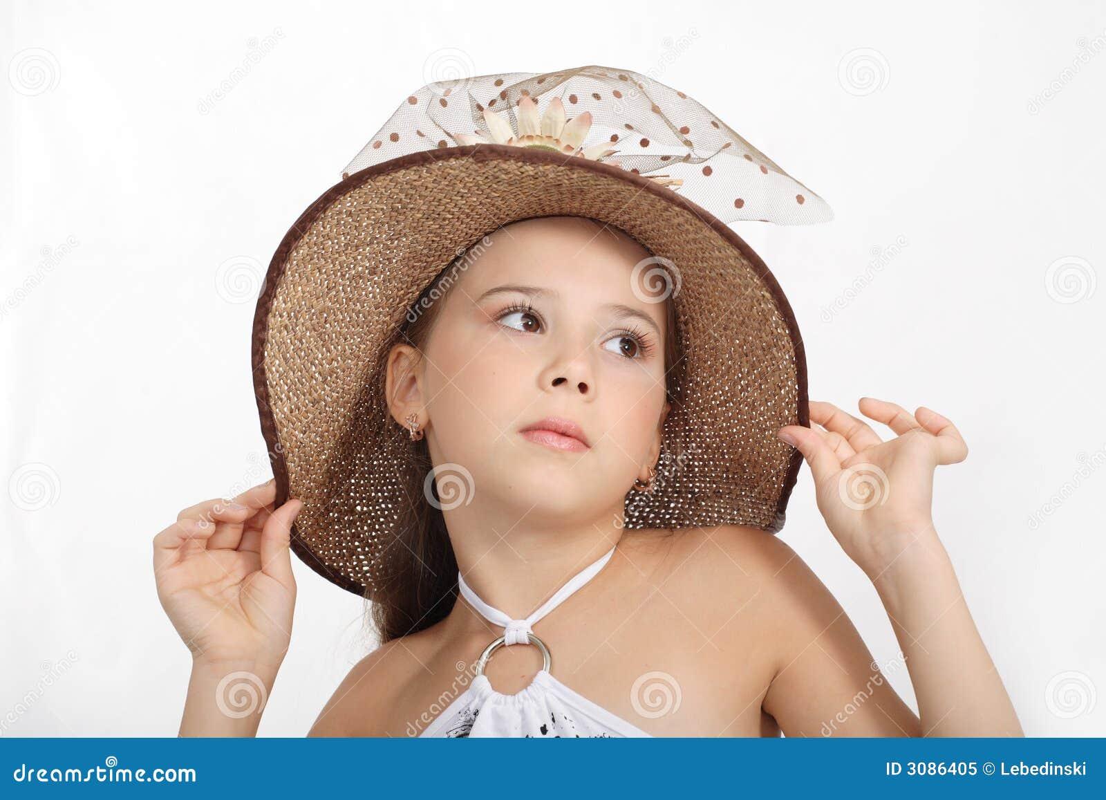 Mooi klein meisje royalty vrije stock foto afbeelding 3086405 - Foto slaapkamer klein meisje ...