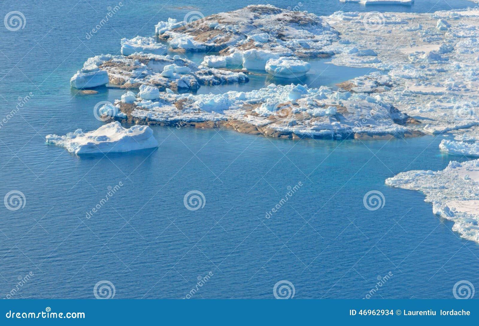 Mooi Landschap in Groenland
