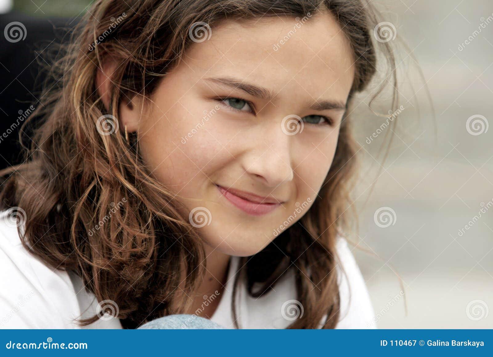 Mooi meisje