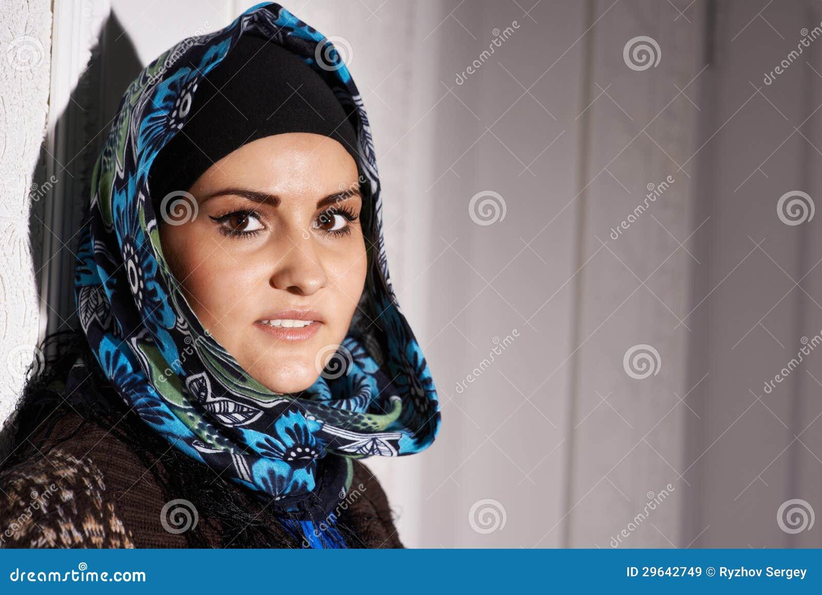 Mooi Moslimmeisje