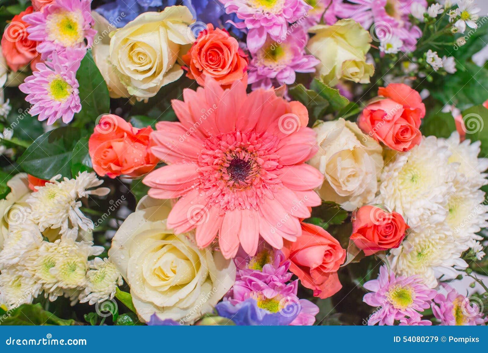 Mooie bloem voor huwelijksdecoratie