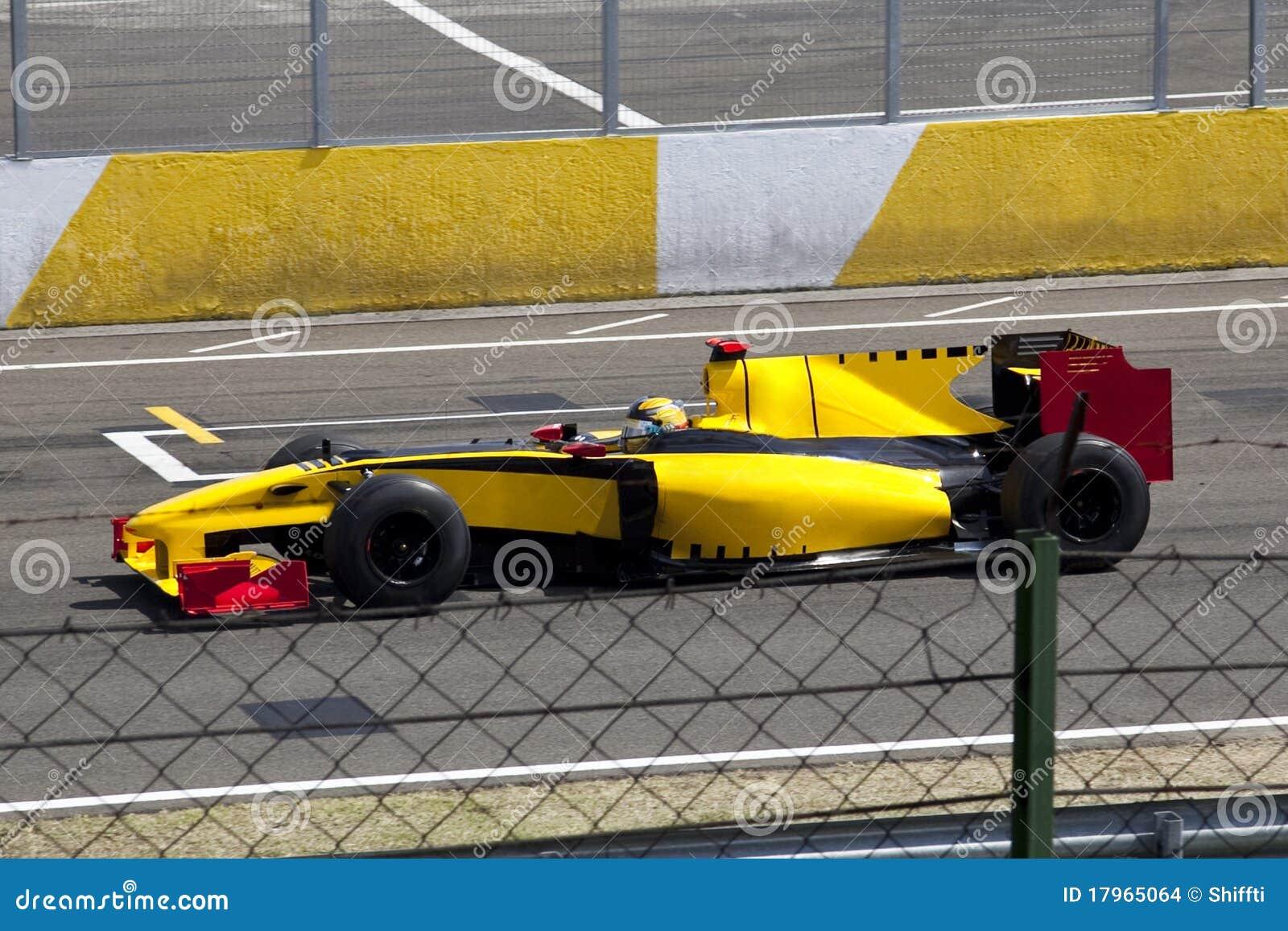 Mooie Formule 1 auto