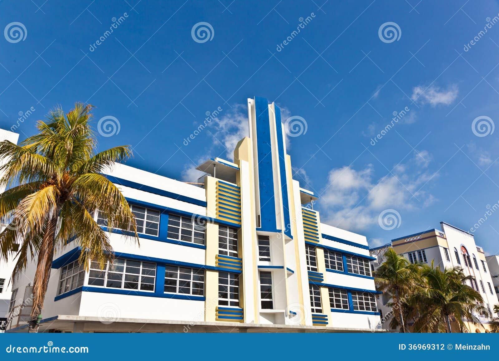 Mooie huizen in art deco stijl redactionele fotografie afbeelding 36969312 - Deco huizen ...
