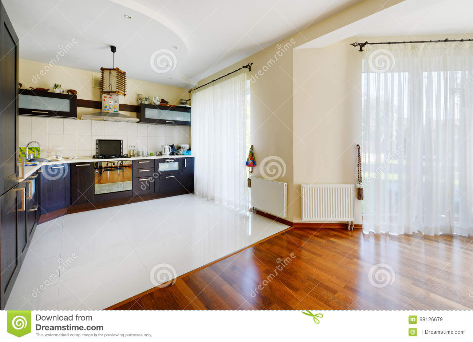 Mooie Huizen, Flats, Luxehuis, Ontwerp, Keukenontwerp, Eetkamer ...
