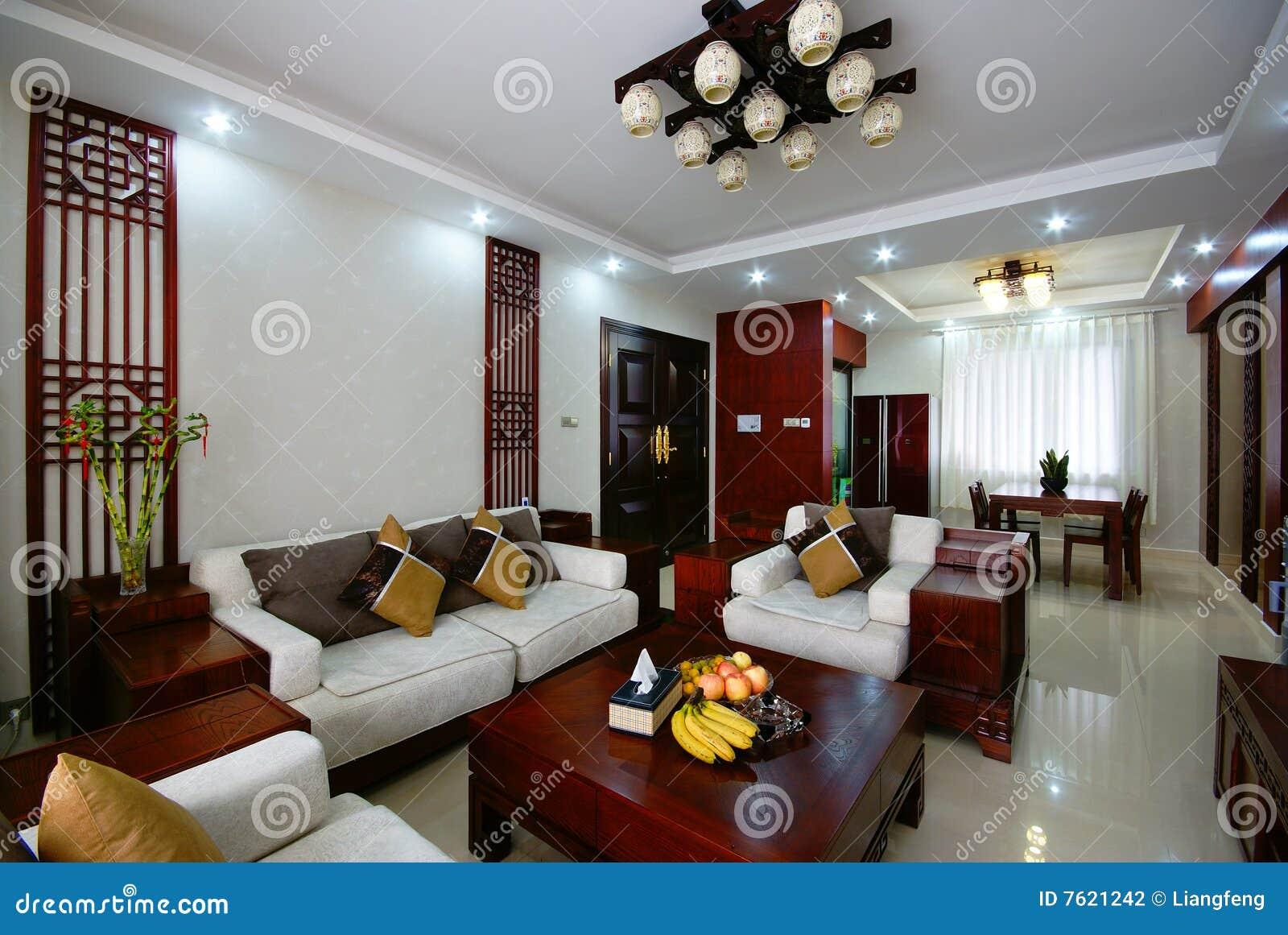 Mooie nieuwe huisdecoratie stock fotografie afbeelding 7621242 - Decoratie industriele huis ...