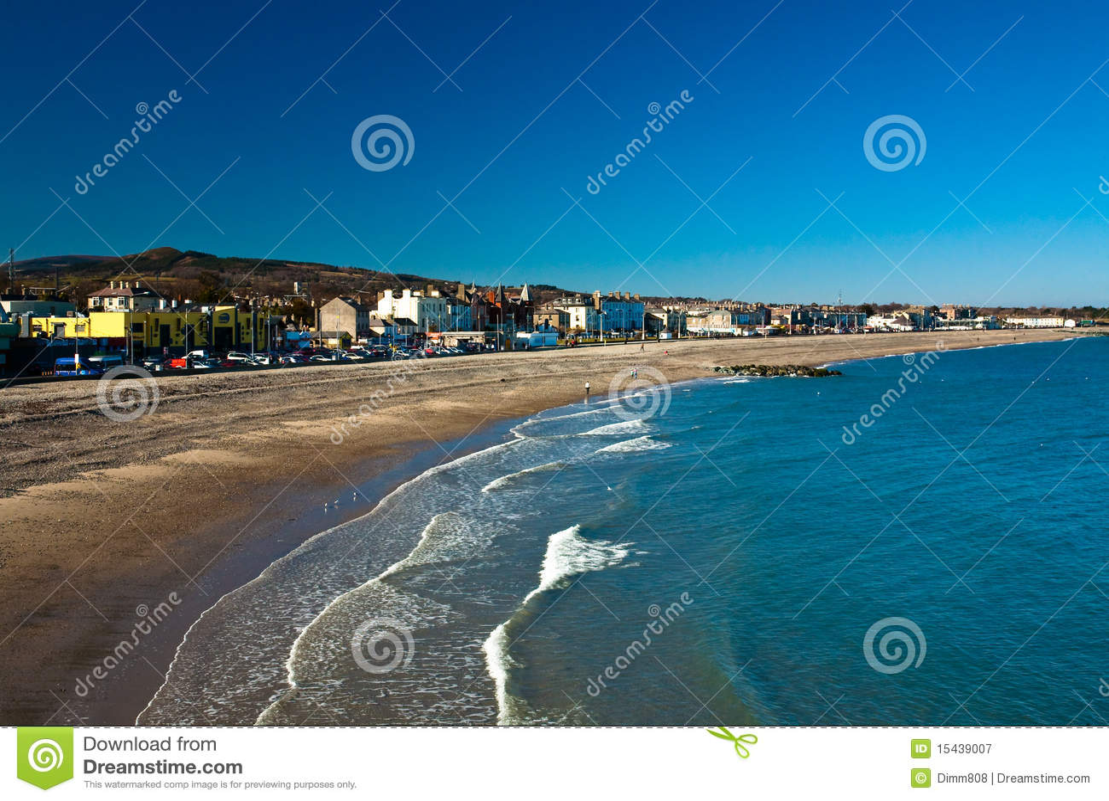 Mooie seaview in Bray