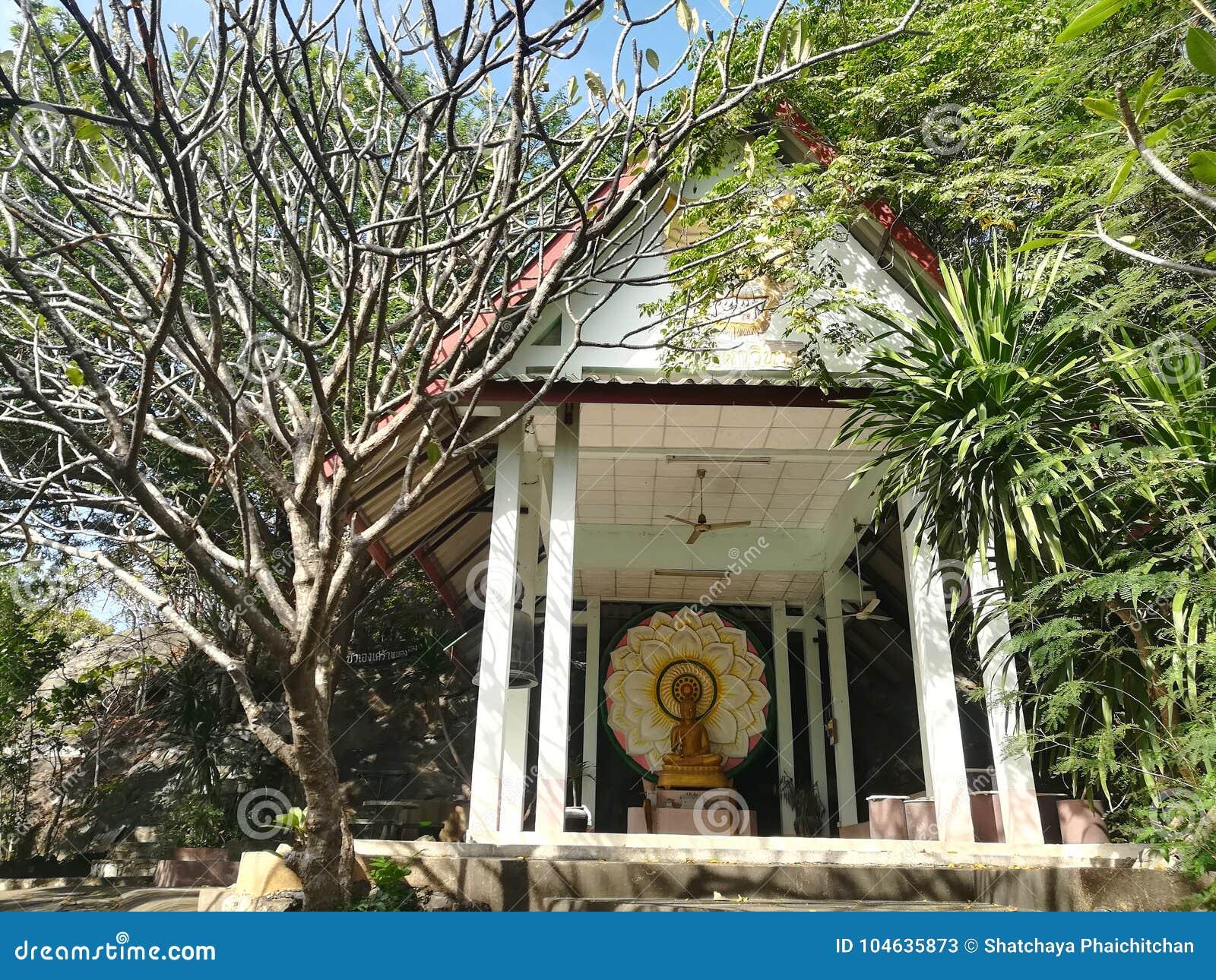 Download Mooie Tempels En Aantrekkelijkheden Historisch In Thailand Stock Afbeelding - Afbeelding bestaande uit aantrekkelijkheden, standbeeld: 104635873