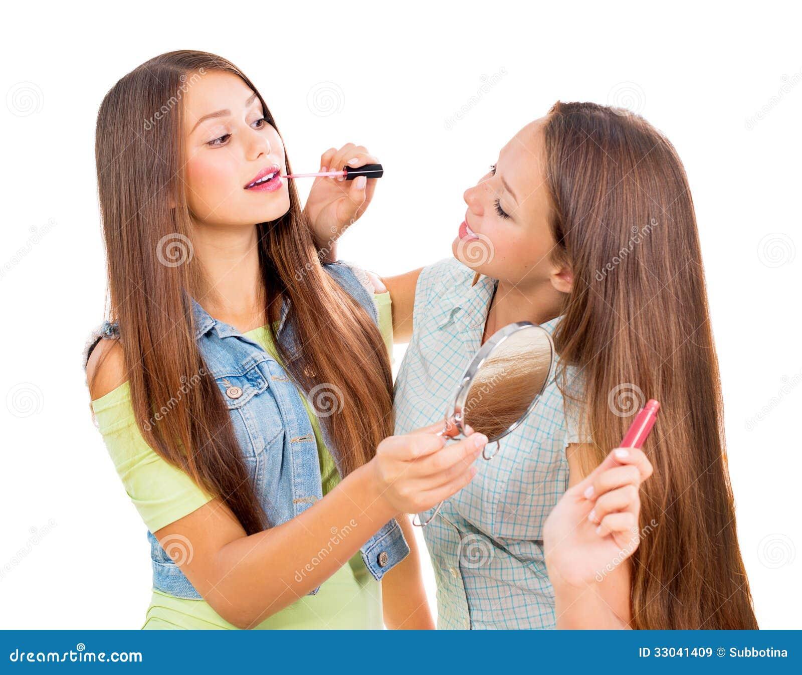 Mooie tieners royalty vrije stock afbeeldingen afbeelding 33041409 - Tiener meisje foto ...