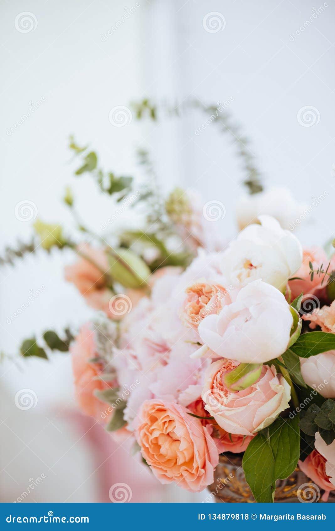 Mooie tot bloei komende bloemen