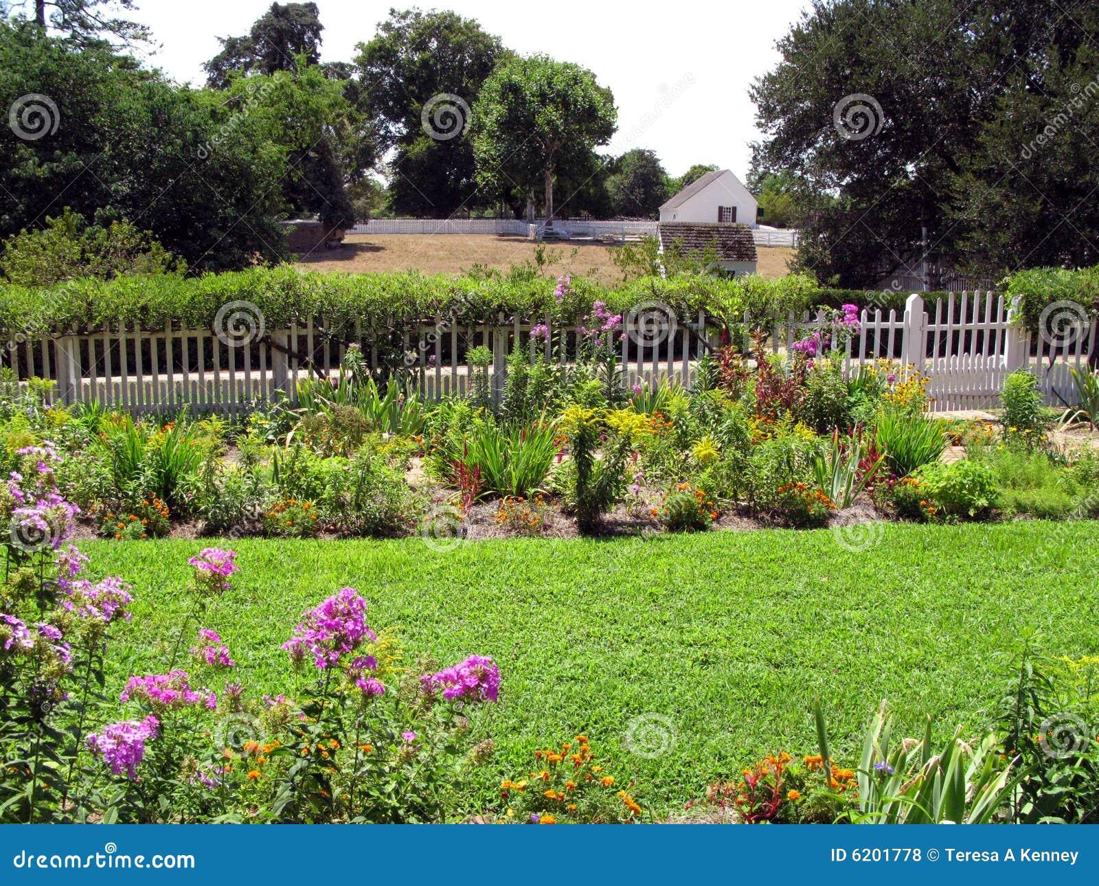 mooie tuinen stock foto afbeelding bestaande uit bloem
