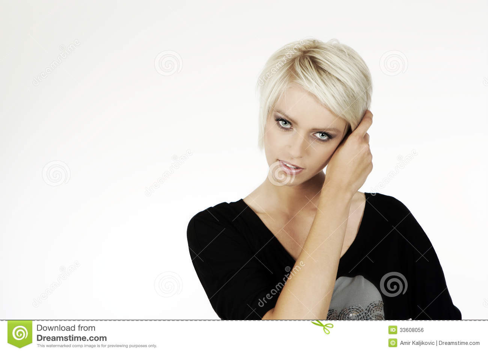 kort prostituees blond