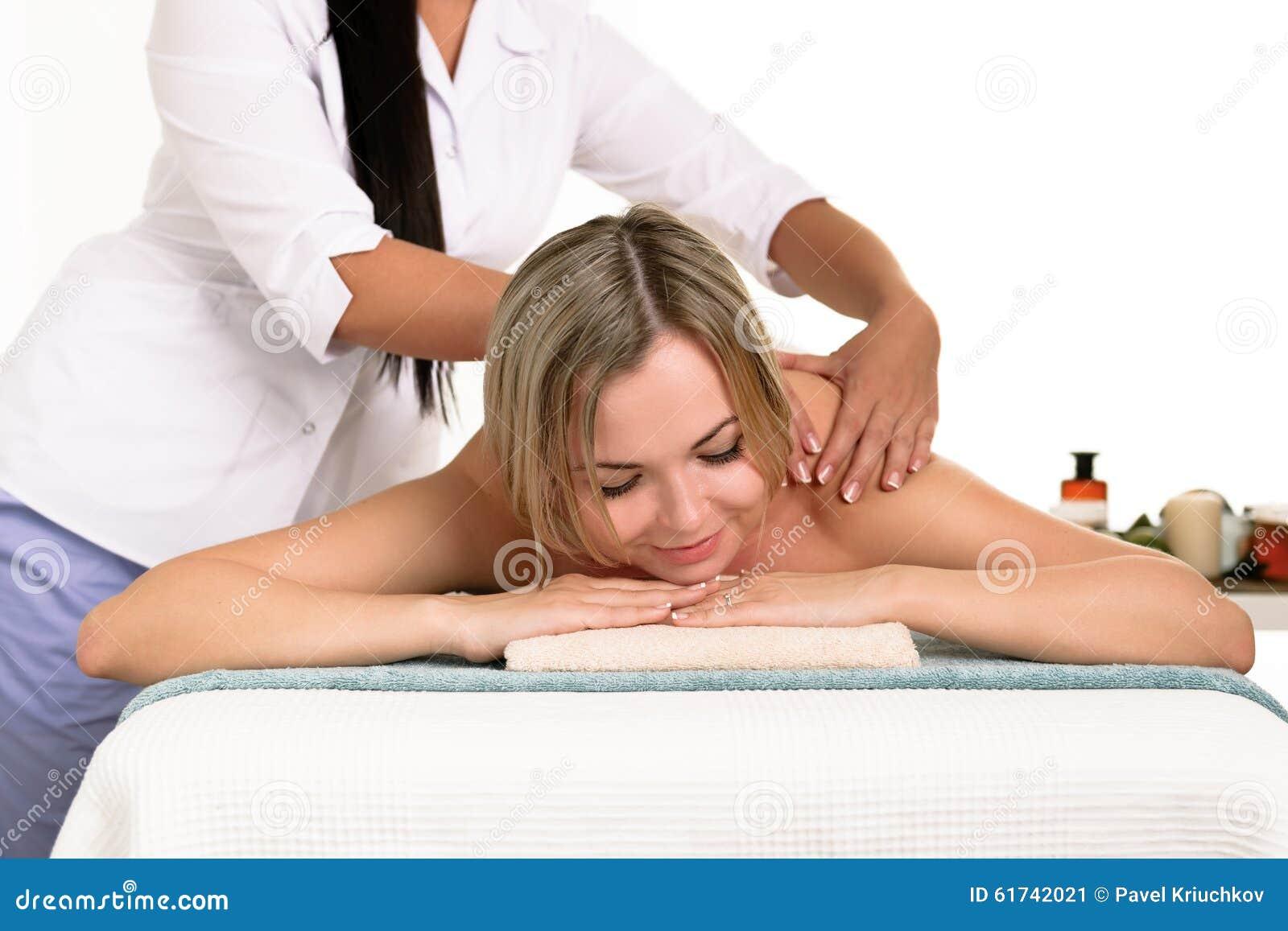 tantra massage salon mooie vrouw