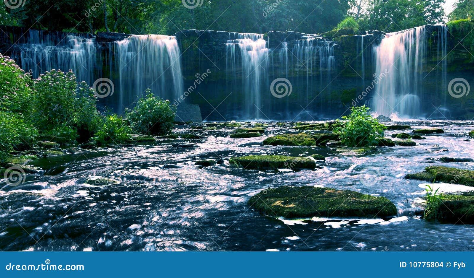 Mooie watervallen