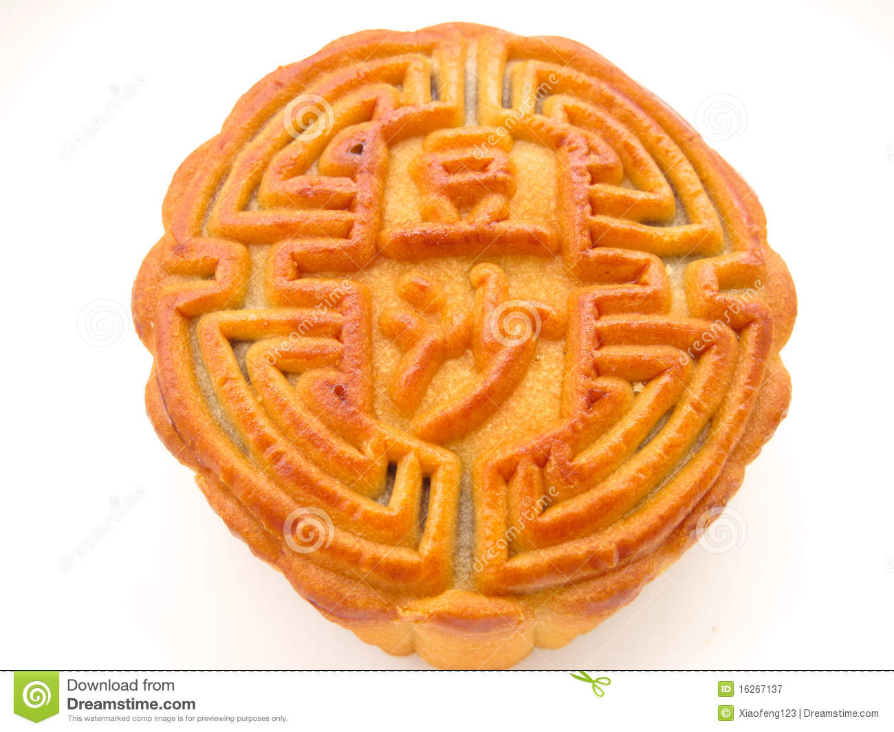 Moon Cake Royalty Free Stock Photography - Image: 16267137