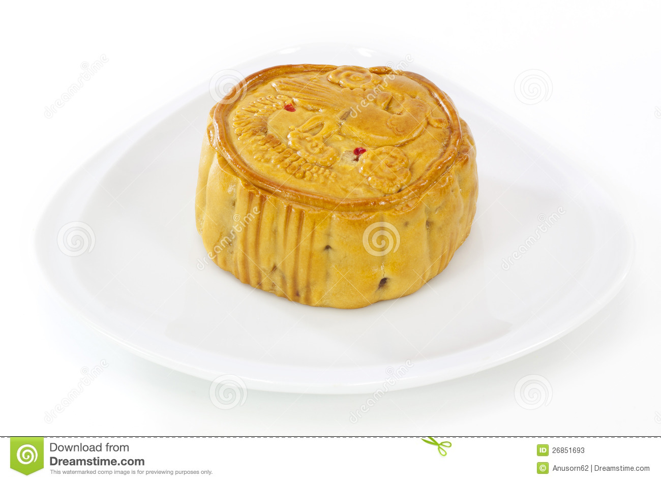 Moon Cake Stock Photos - Image: 26851693