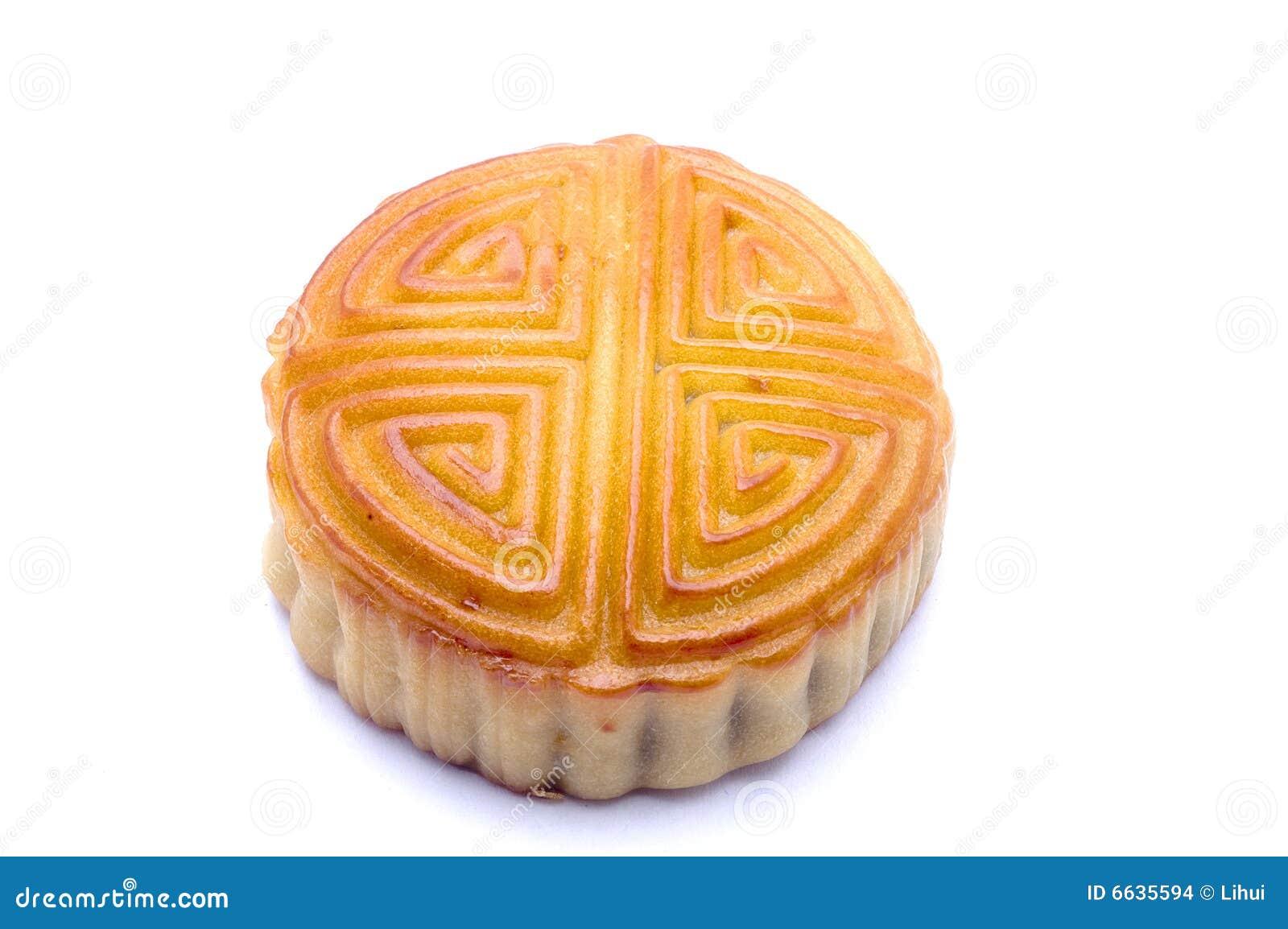 Moon Cake Stock Images - Image: 6635594