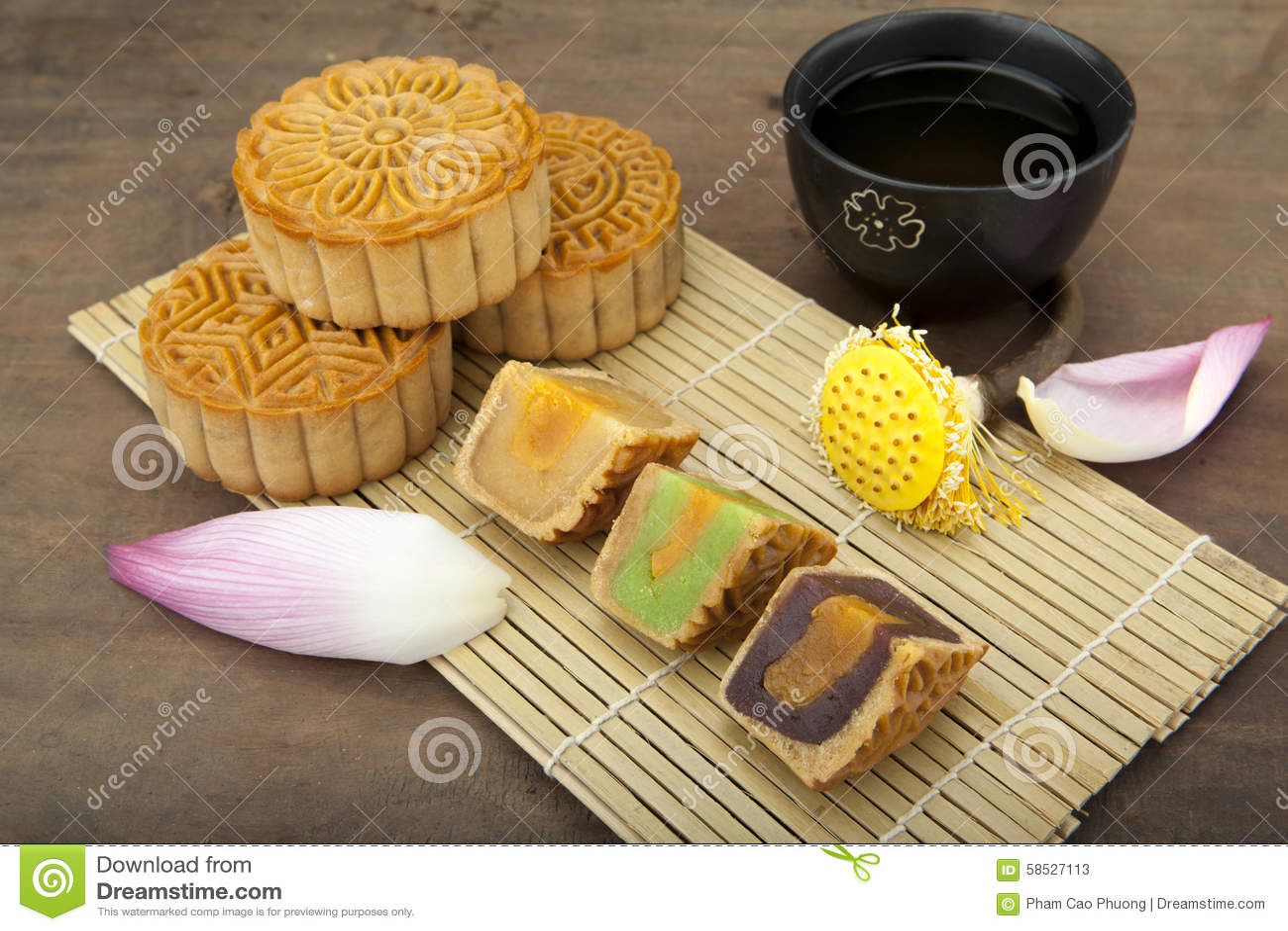 Vietnamese Cake Design