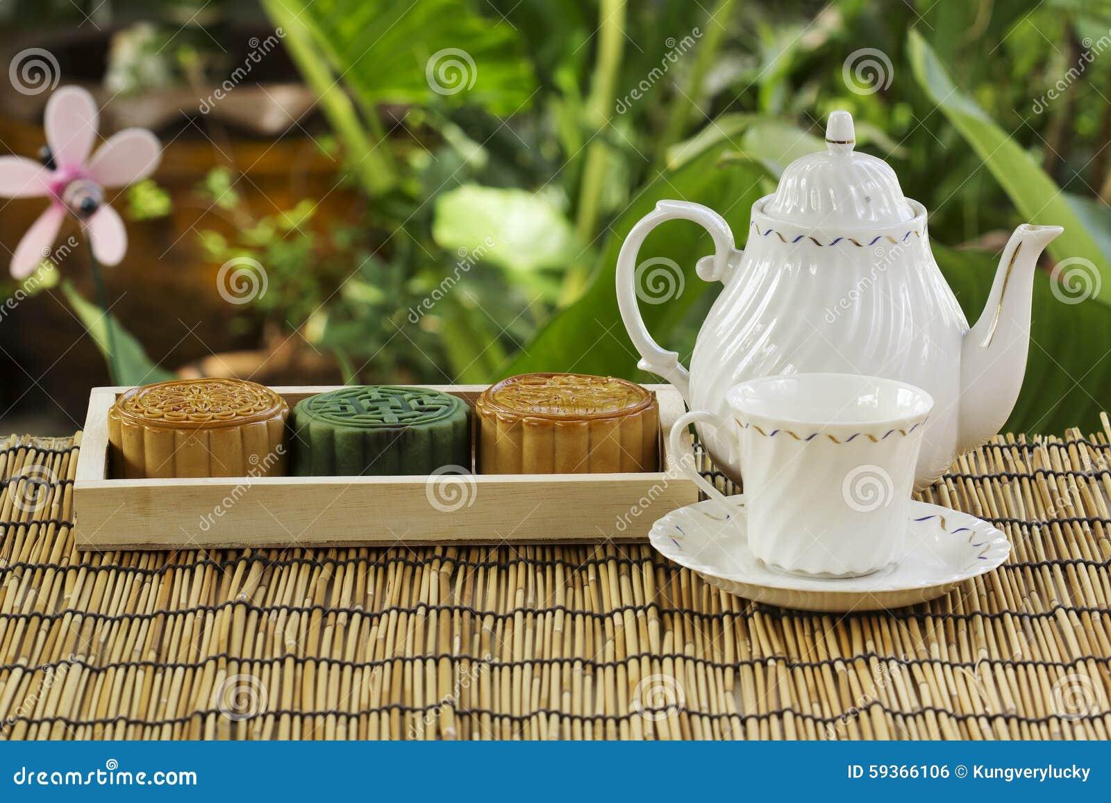 Matcha Green Tea Festival Foods