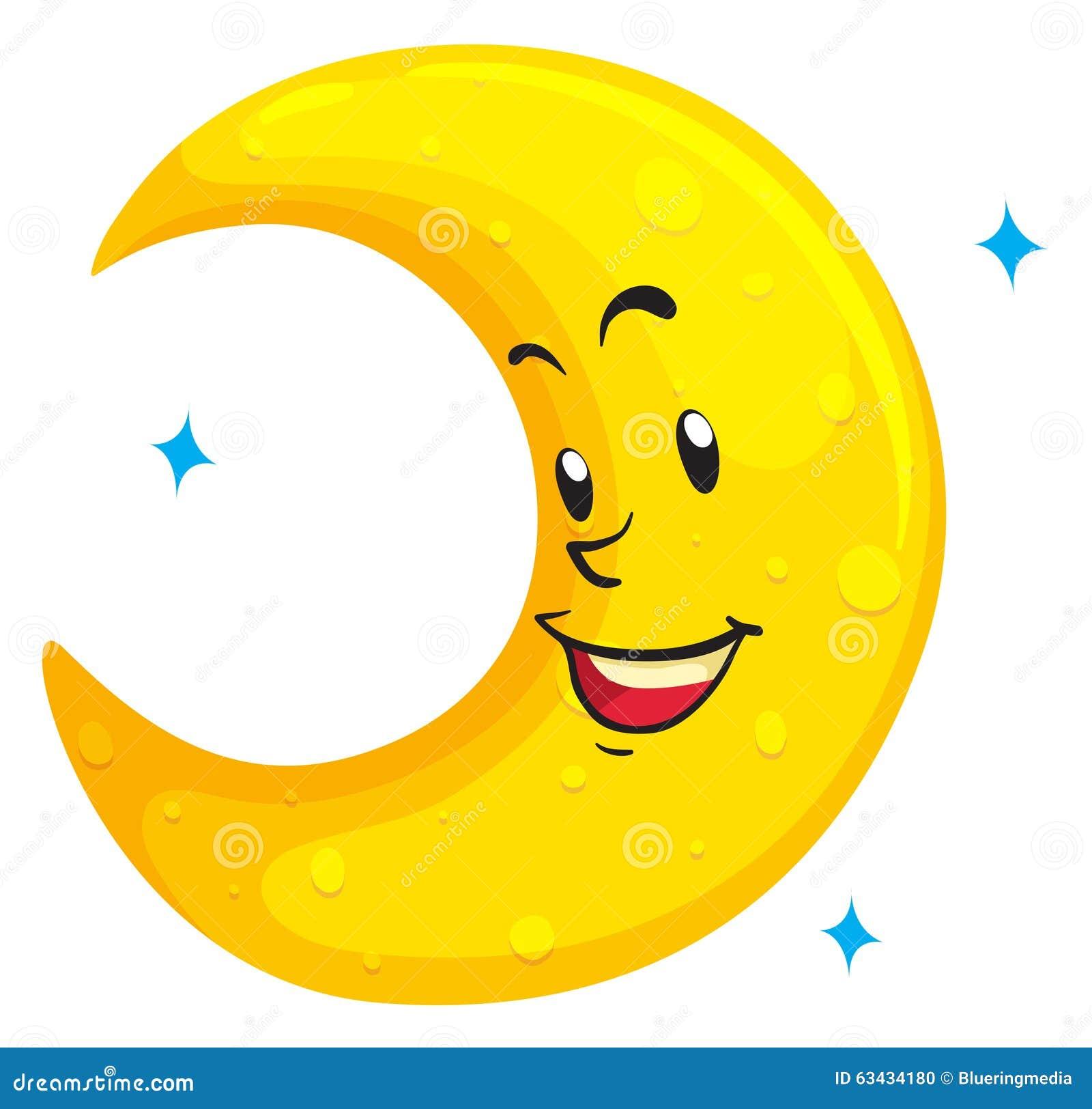 Clipart Sun Moon