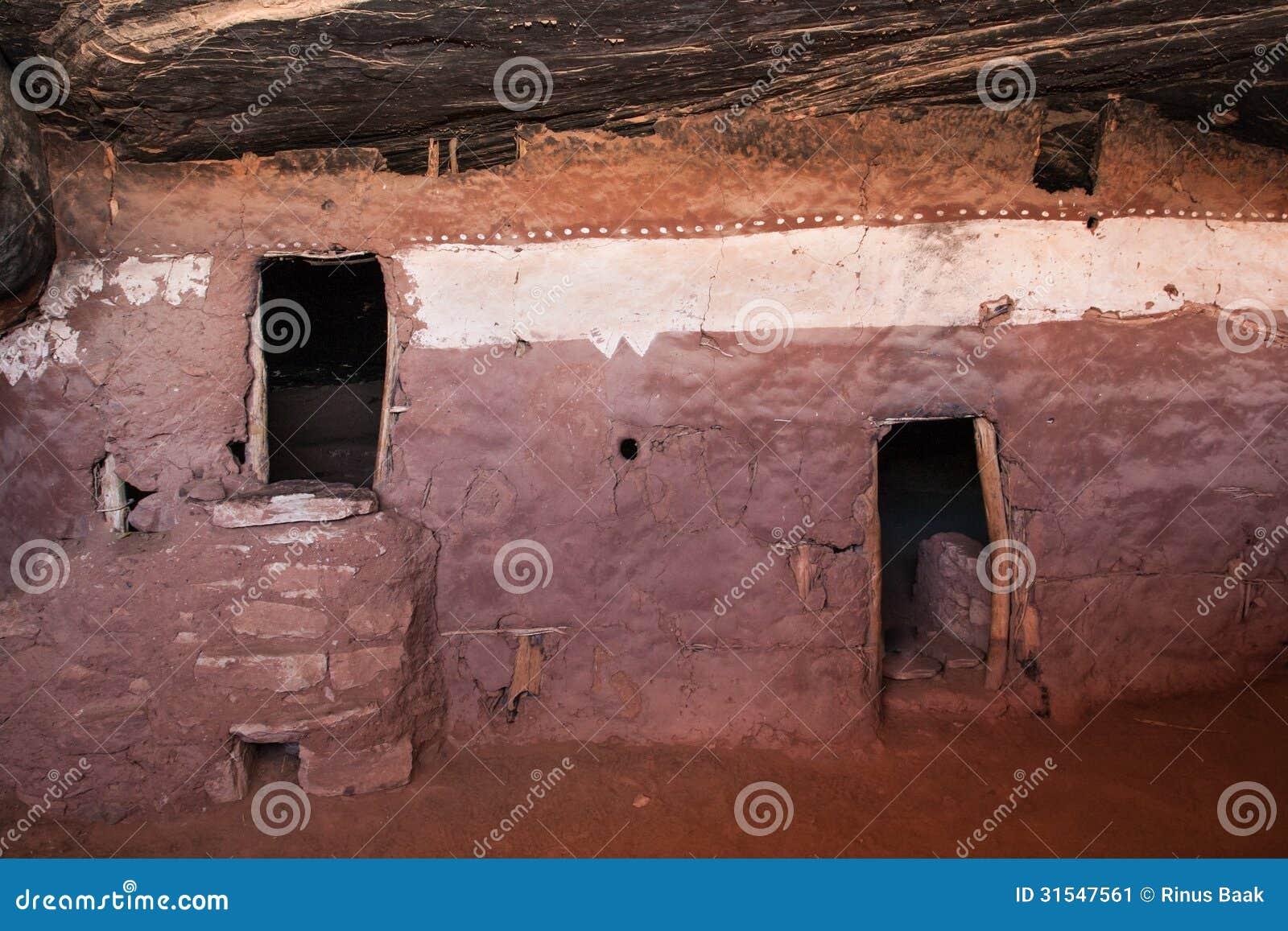 Moon House Ruin Stock Image Image 31547561