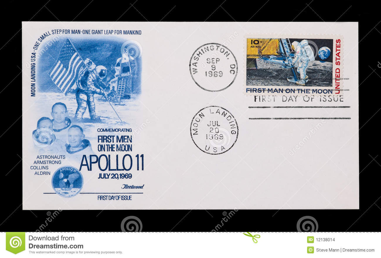 first manned moon landing date - photo #34