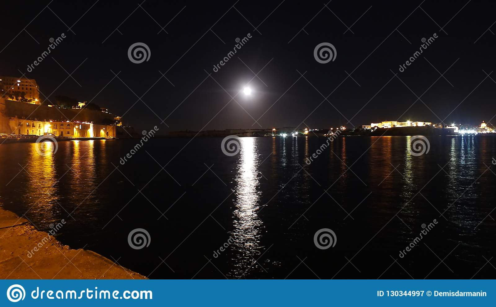 Pin by Mary Romero on ReFLeCTioNS   Pinterest   Full Moon Reflecting Off Water