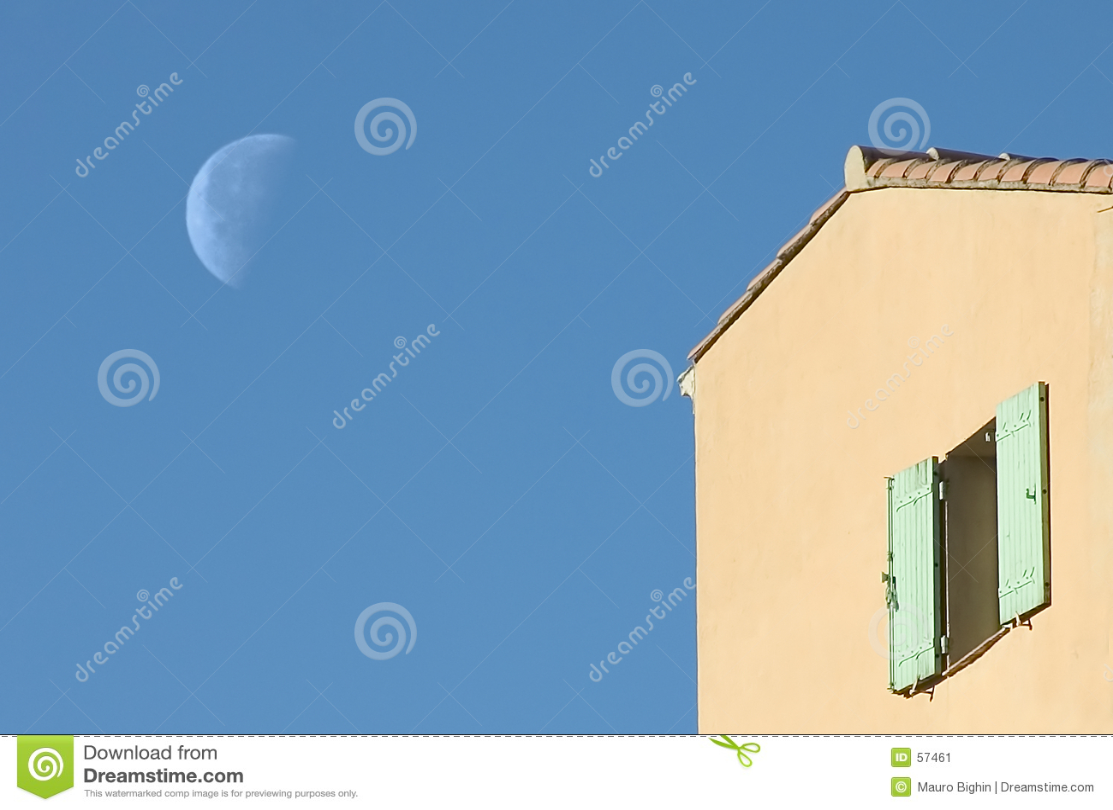 Moon provence