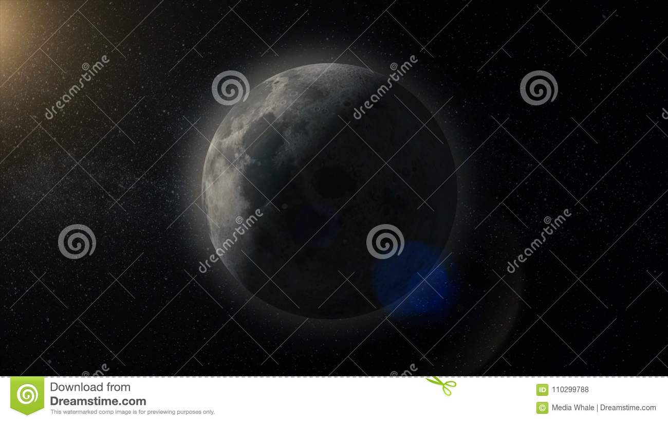 Moon and stars The Moon is an astronomical body that orbits planet Earth, being Earth`s only permanent natural satellite