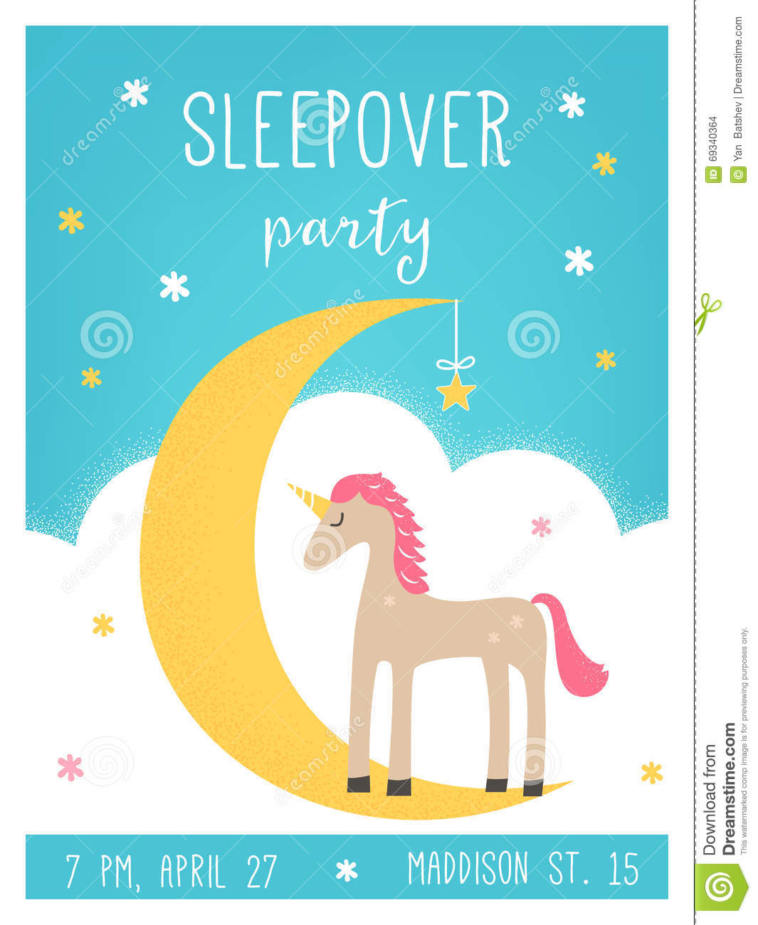 Sleepover Birthday Party Invitations was great invitation layout