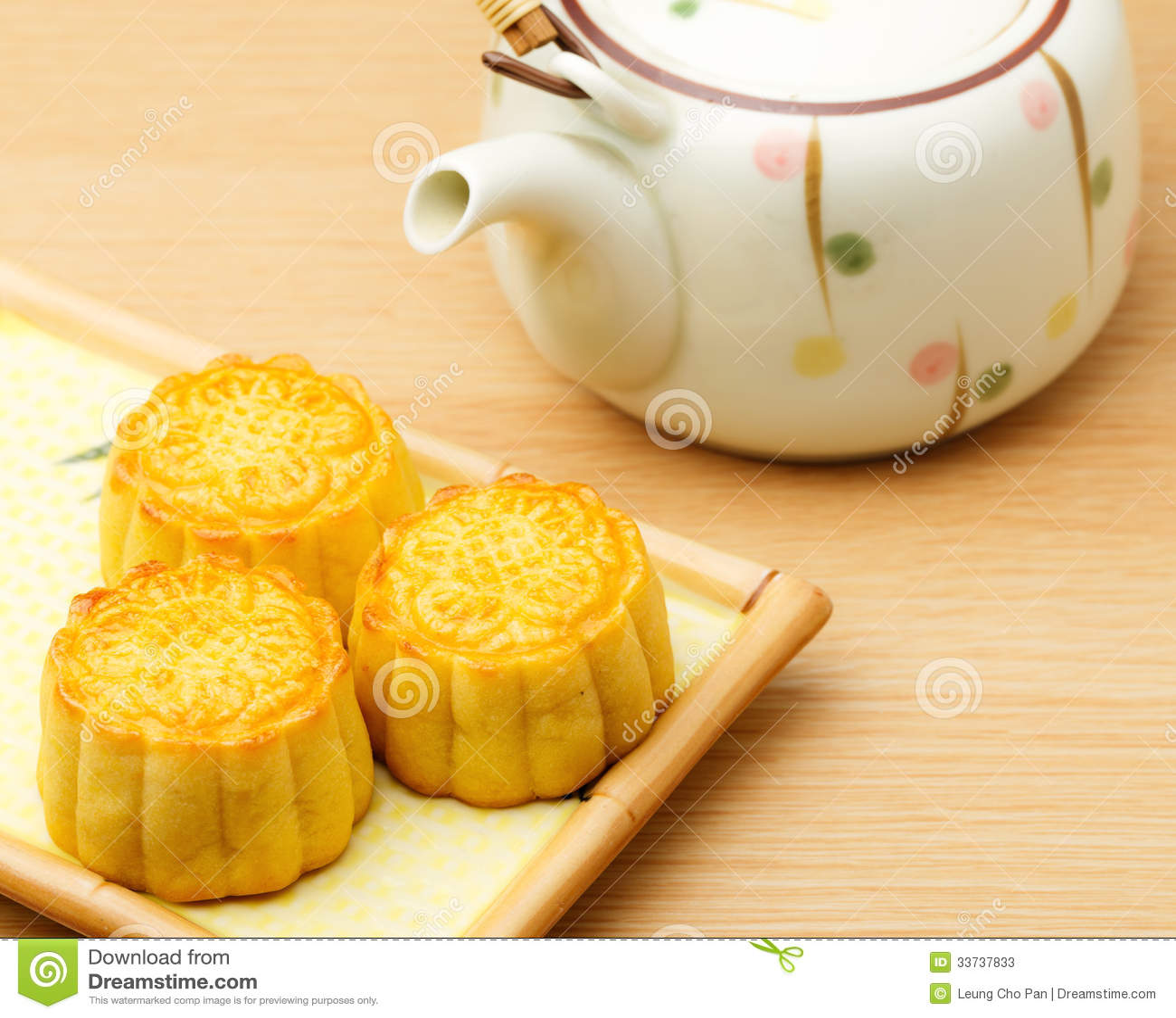 Mooncake и чайник
