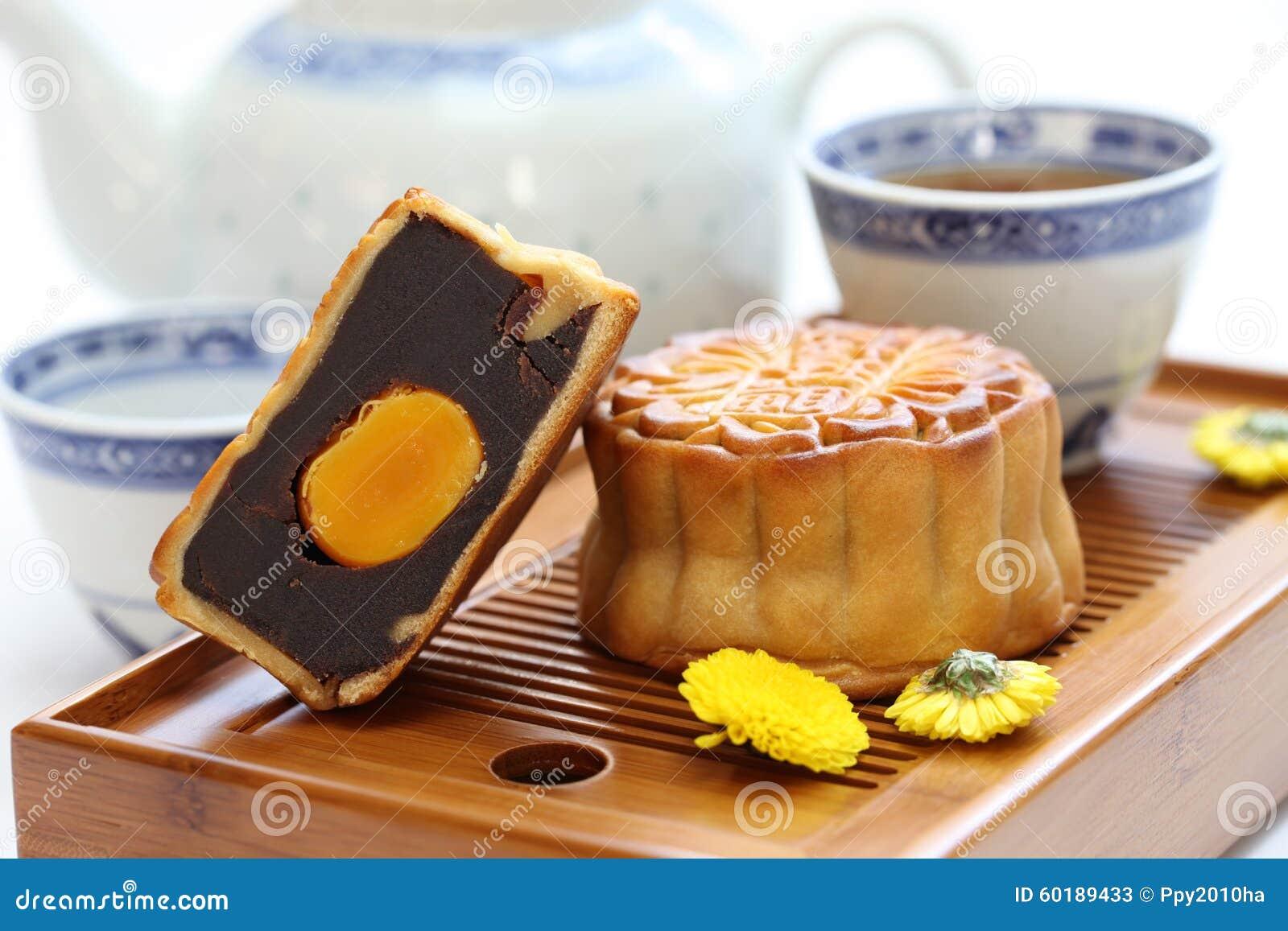 Mooncake, moon cake